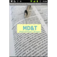 Medical Dictionary & Thesaurus App for Android icon