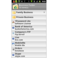 1Password Reader App for Android icon