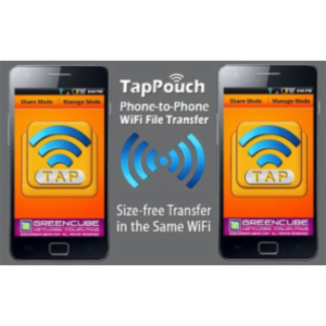 TapPouch App for Android icon