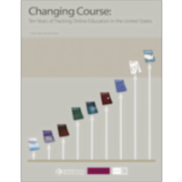 Changing Course: Ten Years of Tracking Online Education in the United States icon