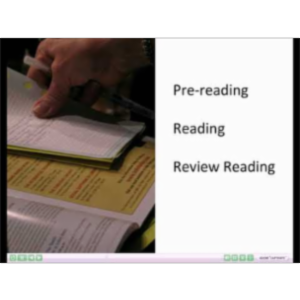 SQ3R, Summary/Reading Notebooks (Notebooks, Part 3)