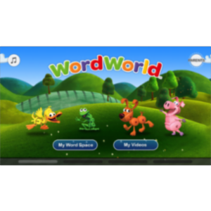 WordWorld: Fun with WordFriends App for iOS icon