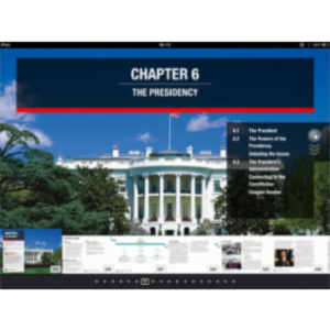 United States Government App for iPad icon