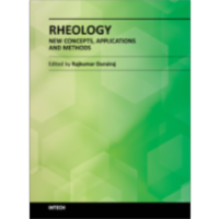 Rheology - New Concepts, Applications and Methods icon