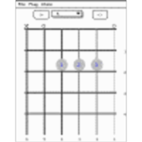 eMedia Guitar Method Java Chord Directory icon