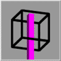 Necker Cube Animation (Human Perception) icon