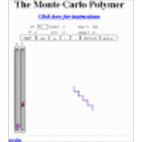 The Monte Carlo Polymer