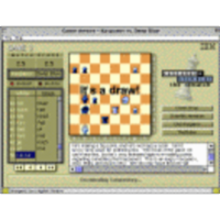 Chess--Big Blue vs Kasparov game 5 icon