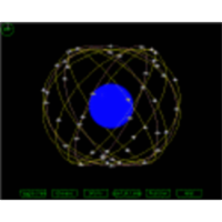 GPS and GLONASS Simulation icon