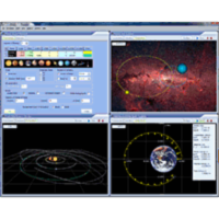 Orbit Xplorer - The educational orbit and gravity simulator icon
