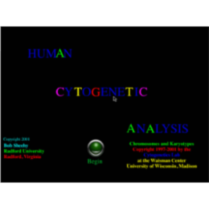 Human Cytogenetic Analysis icon