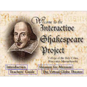 Interactive Shakespeare Project icon