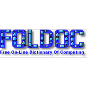 Free Online Dictionary of Computing icon