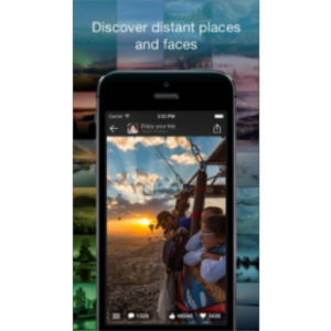 500px App for iOS