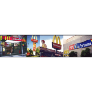 McDonald's Around the Globe icon