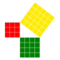 Touch Pythagoras App for Android icon