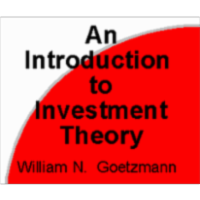An Introduction to Investment Theory icon