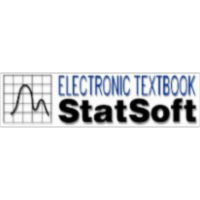 Electronic Statistics Textbook icon