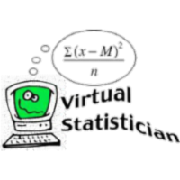 Virtual Statistician icon