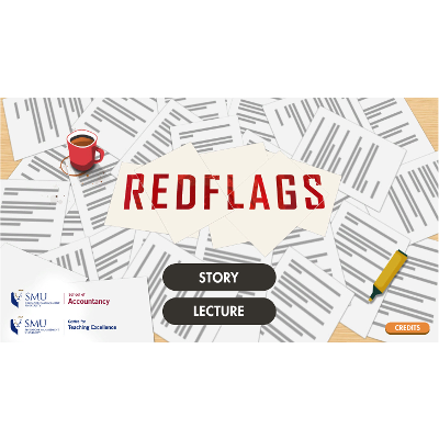 Red Flags Accounting Fraud Game