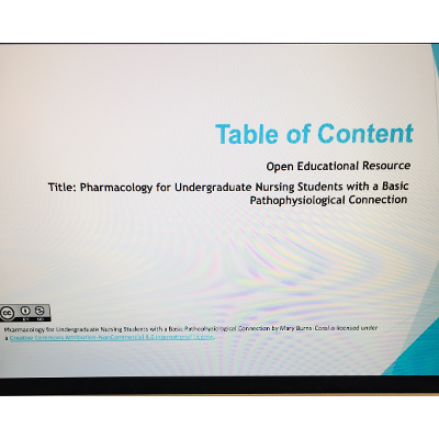 Pharmacology for Undergraduate Nursing Students  with a Basic Pathophysiological Connection icon
