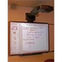 Interactive Whiteboards in the Classroom Course icon