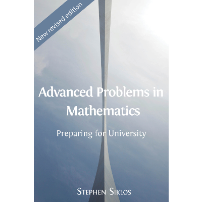 Advanced Problems in Mathematics: Preparing for University icon
