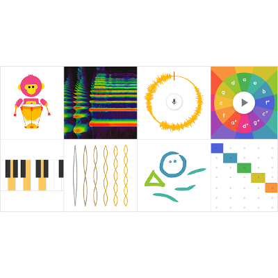 Chrome Music Lab icon