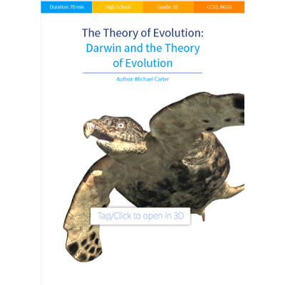 Darwin and the Theory of Evolution icon