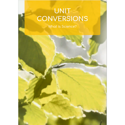 Unit conversions icon
