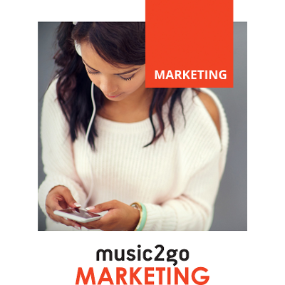 Music2Go Principles of Marketing Simulation | Smartsims Business Simulations icon