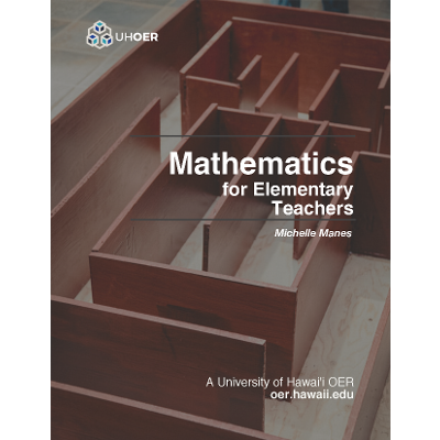 Mathematics for Elementary Teachers - Open Textbook Library icon