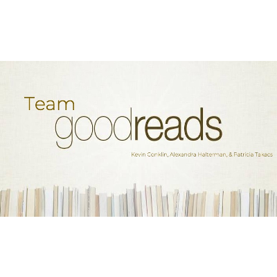 Goodreads Organizational Information Lesson Plan