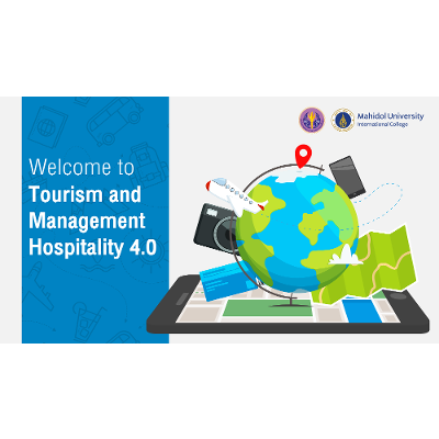 Tourism and Hospitality Management 4.0 – Thai MOOC icon