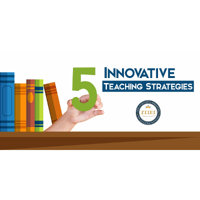 5 Innovative Teaching Strategies to Build an Engaging Classroom icon