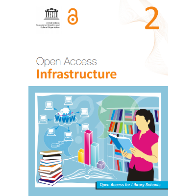 Open Access Infrastructure [Series: Open Access for Library Schools] icon