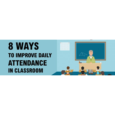 ways to improve daily attendance in classroom icon
