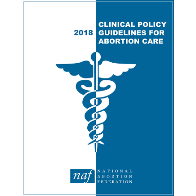 Clinical Policy Guidelines for Abortion Care icon