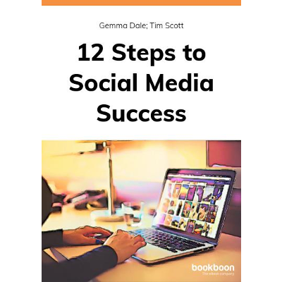 12 Steps to Social Media Success icon