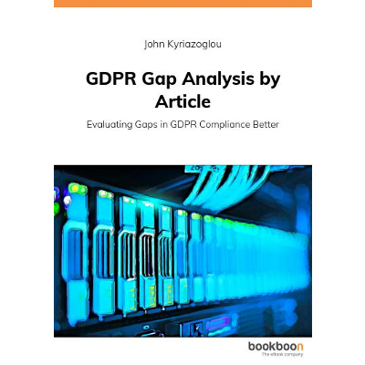 GDPR Gap Analysis by Article - Evaluating Gaps in GDPR Compliance Better icon