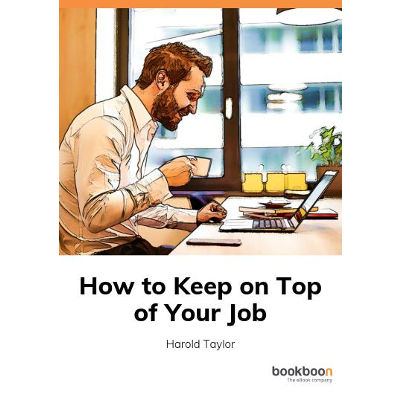 How to Keep on Top of Your Job icon