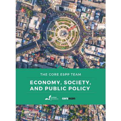 Economy, Soceity and Public Policy