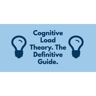 Review: Cognitive Load Theory. The Definitive...