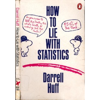 How to Lie with Statistics icon