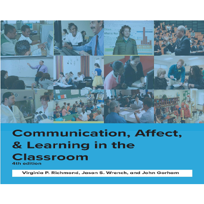 Communication, Affect, and Learning in the Classroom icon