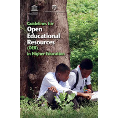 Guidelines for open educational resources (OER) in higher education | United Nations Educational, Scientific and Cultural Organization icon