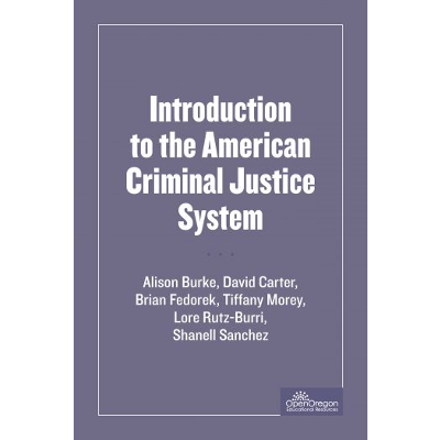 SOU-CCJ230 Introduction to the American Criminal Justice System – Simple Book Publishing