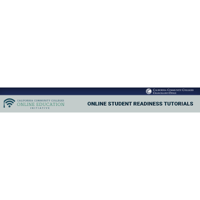 OEI Online Readiness Tutorials icon