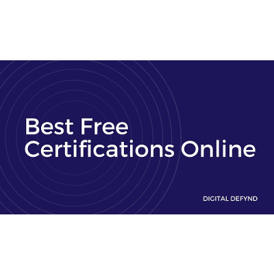 20 Best Free Online Certifications & Courses [2020] [UPDATED] icon