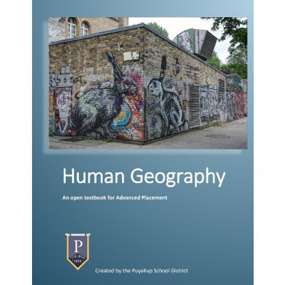Human Geography: An open textbook for Advancement Placement icon